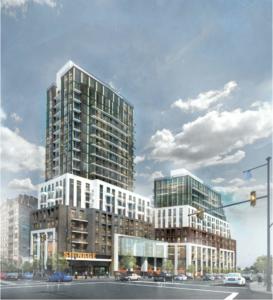 660 Eglinton Ave. E. Proposal