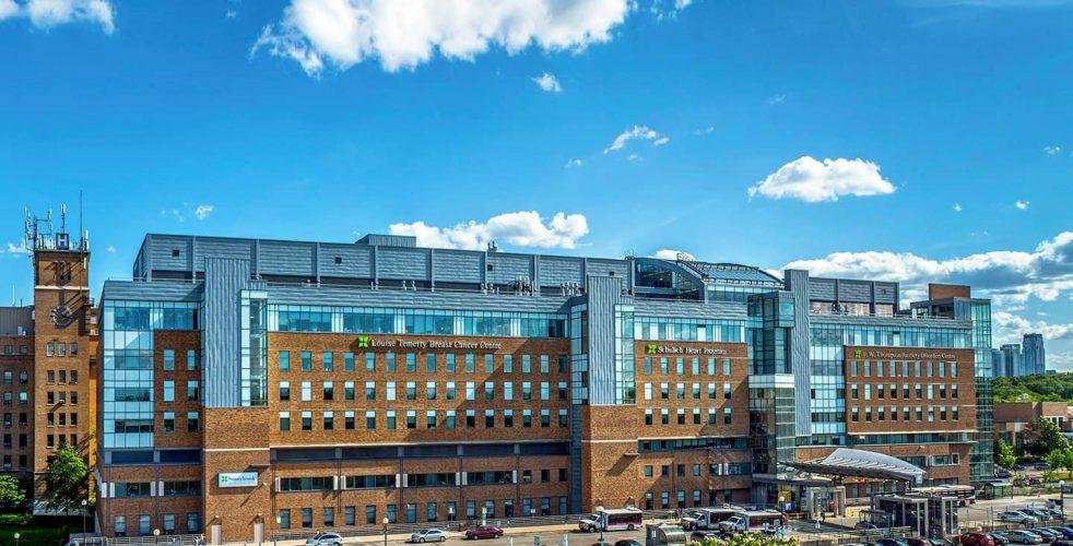 Sunnybrook Hospital – visiting protocol